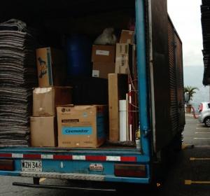Camion Mudanzas y Trasteos